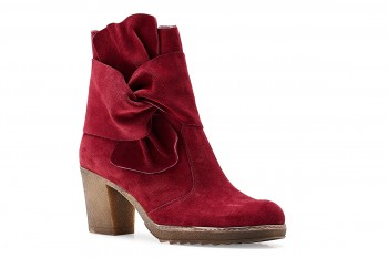 WOMEN ANKLE BOOTS DESIGN